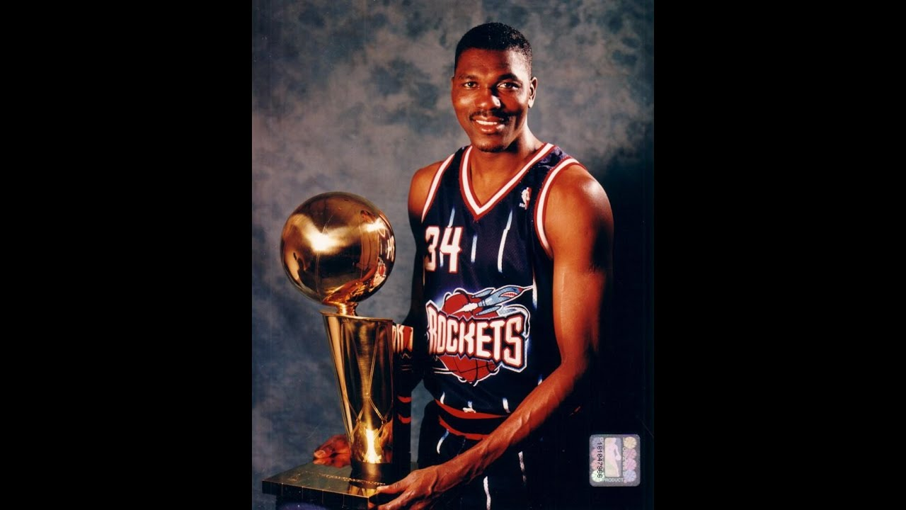 Hakeem Olajuwon The Dream