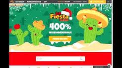 🎉La Fiesta Casino Bonus -11 € ohne Einzahlung mit Bonus Code