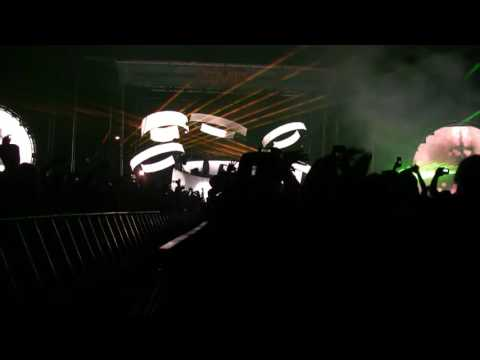 Laser Spectacles - 2014 Sunset Music Festival - DJ Snake