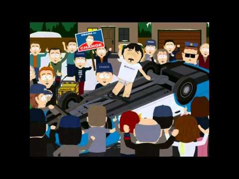 South Park Randy  Obama Youre So Fine