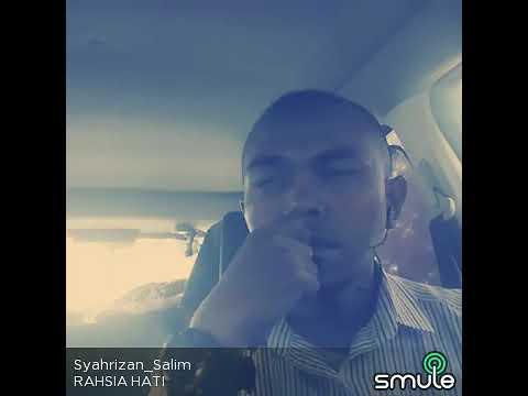 Rahsia hati Syahrizan Salim