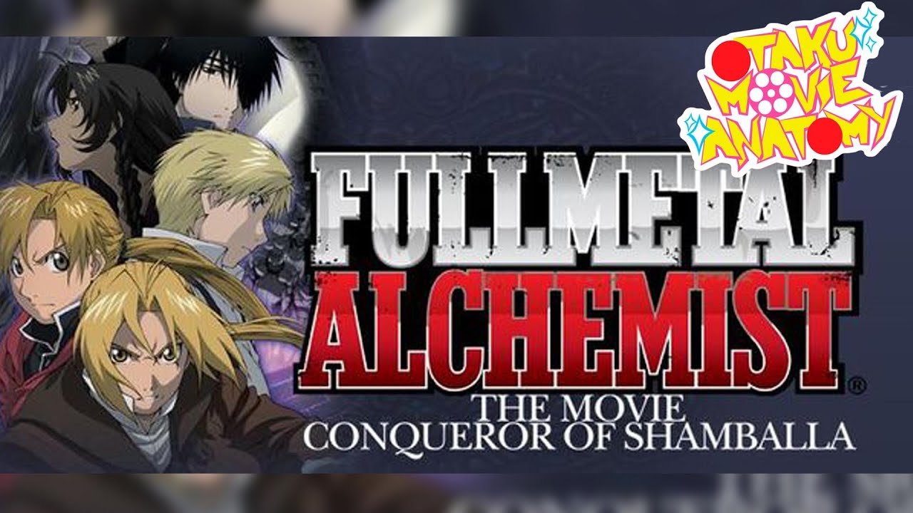 fullmetal alchemist the movie conqueror of shamballa dublado