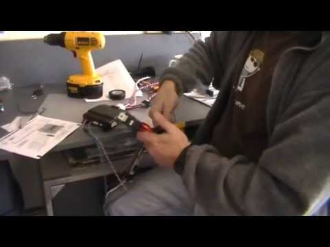 Part 2 How to Prep and Install An Alarm Remote Start System YouTube – Excalibur Rs-310 Car Alarm Wiring Diagram