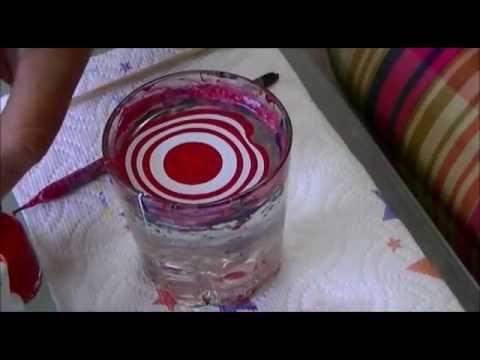 Dise o de u a con agua youtube for Disenos de unas
