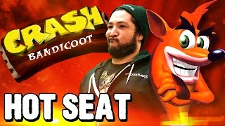 Hot Seat | Crash Bandicoot