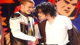 Michael Jackson, Justin Timberlake - Love Never Felt So Good (Official Video) -- Released