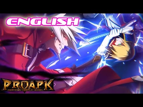 BlazBlue RR English