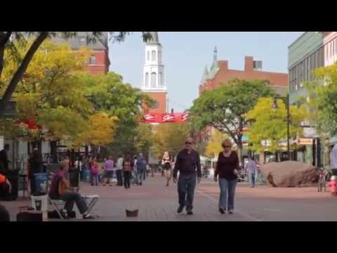 Going Green: Burlington, Vermont, US
