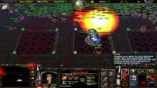9x hero defence: Solo hard - no spell Uchiha Itachi.