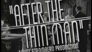 1936 After the Thin Man - Movie Trailer