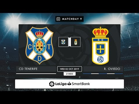 CD Tenerife - Real Oviedo MD9 X2100