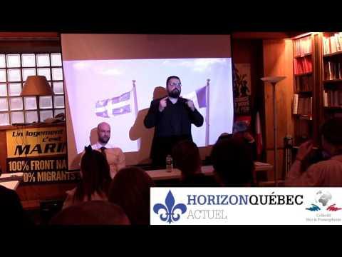 Horizon Québec Actuel - Le combat du Québec contre le multiculturalisme canadien