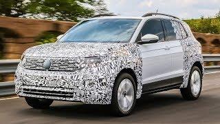 Volkswagen T-Cross: SUV do Polo - detalhes e informações inciais - www.car.blog.br