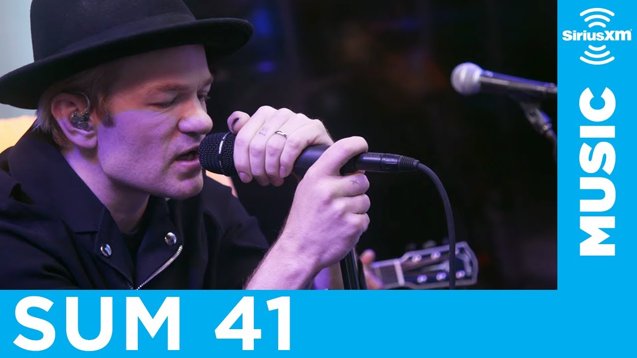 Download Sum 41 - Out For Blood [Live @ SiriusXM]