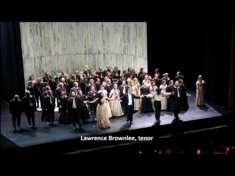 "Lawrence Brownlee, tenor (""Credeasi misera"") - with high F (Bellini ""I puritani"")"