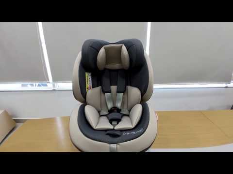 Sweet Heart Paris CS569 Car Seat Booster With ISOFIX