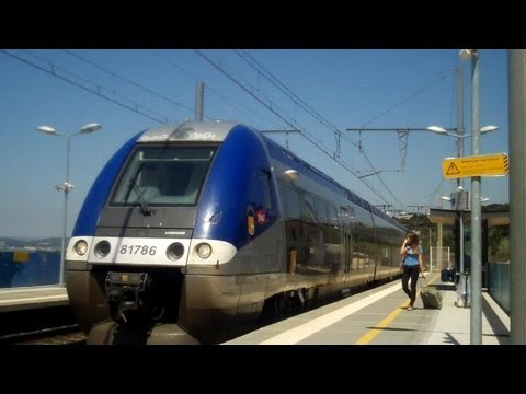 marseille provence airport train transfer youtube. Black Bedroom Furniture Sets. Home Design Ideas