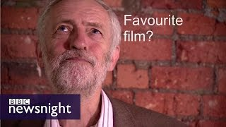 Jeremy Corbyn in six quickfire questions  - Newsnight thumbnail