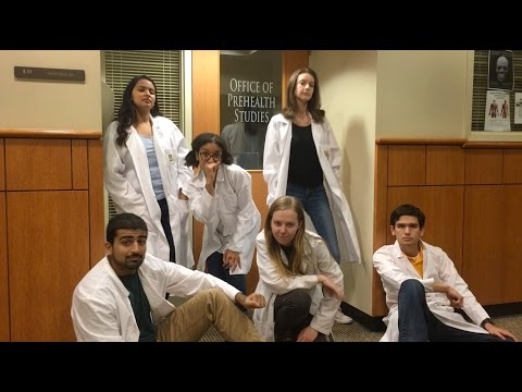 """CLOSURE (Baylor University Pre-Med Parody of """"Closer"""" by The Chainsmokers)"""