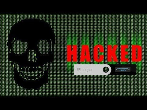 Ledger Hardware Receive Address Attack | Protect Your Bitcoi