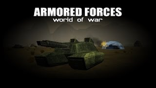 Armored Forces:World of War