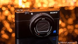 Sony RX100 V Hands-On Review