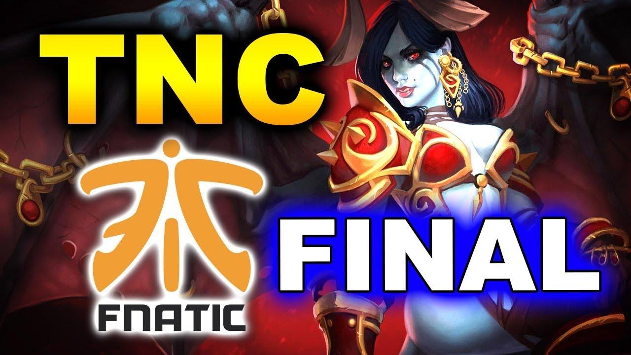 TNC vs FNATIC - GRAND FINAL SEA - LEIPZIG MAJOR DreamLeague 13 DOTA 2 thumbnail