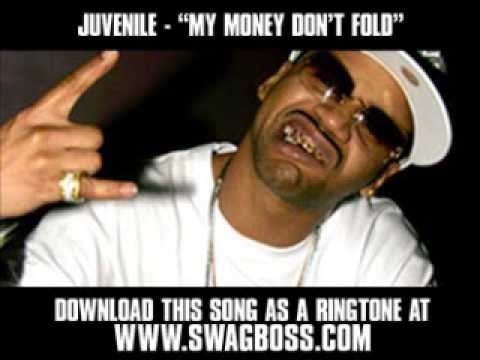 Juvenile - My Money Don't Fold [ New Video + Download ]