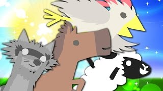 Download HORRIBLE ADORABLE BETRAYAL | Ultimate Chicken Horse Mp3 and Videos