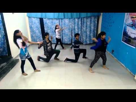 aaj ki party choreographed by suraj sharma