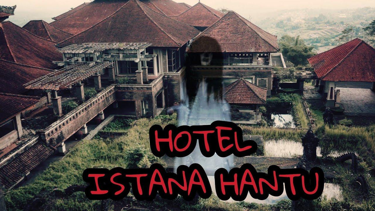 Misteri Hotel Paling Berhantu Di Bedugul Bali Youtube