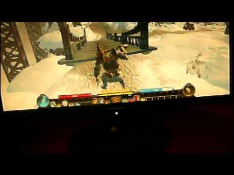 видео: Джойстик в игре Панзар