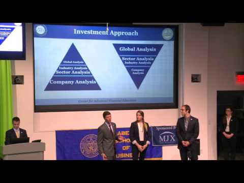 Center For Advanced Financial Education RWU Cafe Student Fund Managers Fall 2015