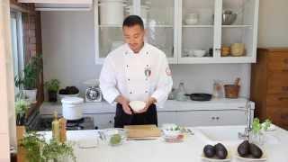 料理研究家のベリッシモフランチェスコさんが、メキシコ産アボカドを使...