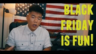 What's Black Friday Like?|Marine Bootcamp