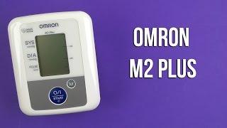 Розпакування OMRON M2 Plus