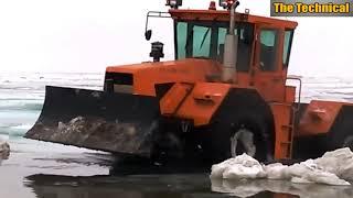 Север Ошибок Не Прощает   БЕЗДОРОЖЬЕ России крайний север Extreme roads 1
