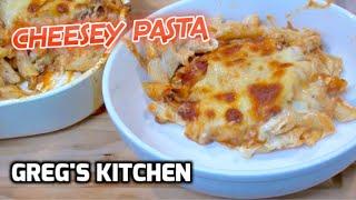 SUPER CHEESY PASTA BAKE ZITI - Gregs Kitchen