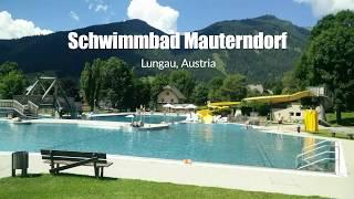 Swimming pool Mauterndorf (Schwimmbad/Erlebnisbad) - Lungau, Austria
