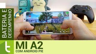 Mi A2 Com Android Pie é Tão Veloz Quanto O Pixel 3 Mas Peca Demais Em Bateria