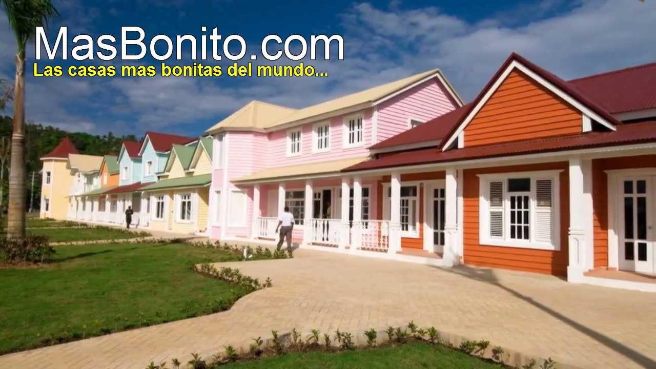 Las casas mas bellas hermosas y bonitas del mundo youtube for Casas mas bonitas del mundo