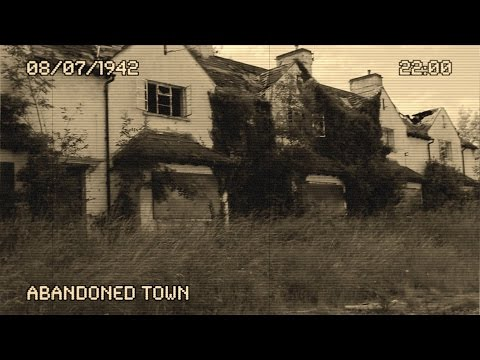Exploring Abandoned Royal Air Force Base!
