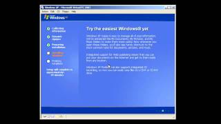 How to Install the Microsoft Windows XP Operating System