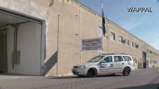 Wappal épület / Wappal building / Fabrica Wappal