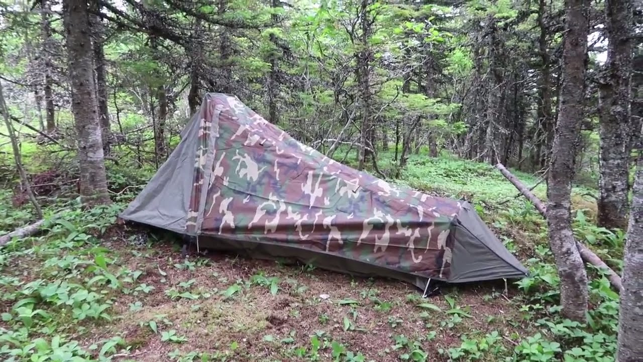 Geertop 1-Person Bivvy Tent A Balance Between Stealth and Spacious & Geertop 1-Person Bivvy Tent: A Balance Between Stealth and ...