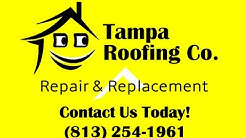 Tampa Roofing Companies 813-254-1961