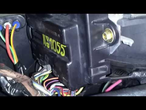 How to find replace fix 4x4 transfer case shift module 2002 Ford Explorer 4 wheel drive not working