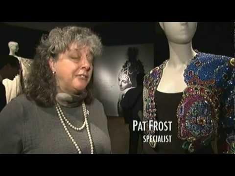 Elizabeth Taylor Liz Jewels Haute Couture Art Auction Burton