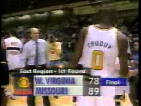 CBS College Basketball Close - March 1992