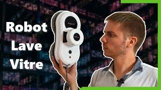 Que valent les Robots Laveur de Vitre ? Test du Alfawise S60
